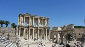 Library of Celsus and MM Gate, Ephesus