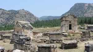 Necropolis, Hierapolis