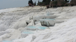 Travertines, Hierapolis